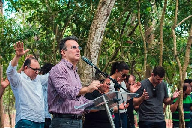 Cidade Viva comemora três anos do Culto Aviva, culto de oração, neste domingo