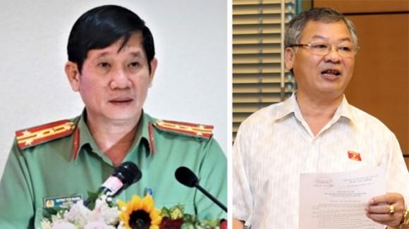Cách chức tất cả các chức vụ với hai ông Huỳnh Tiến Mạnh, Hồ Văn Năm