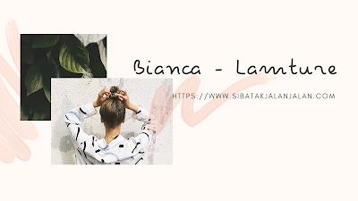 lirik bianca lamture official ciptaan jonar situmorang lagu batak terbaru 2021