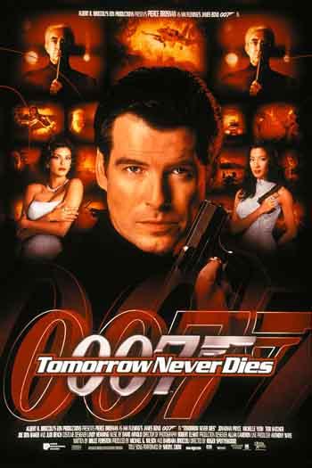 Tomorrow Never Dies 1997 480p 350MB BRRip Dual Audio