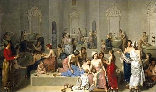 History Mystery The Hammam Ancient Bathing Culture Of Middle East