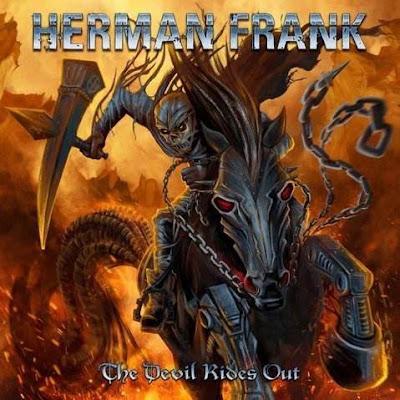 """Βίντεο με τα μέλη της μπάντας του Herman Frank να μιλούν για το album """"The Devil Rides Out"""""""