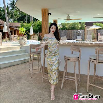 shop ban vay maxi gia re tai Tay Ho