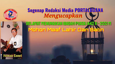 Redaksi Portalbuana : : Mari Sambut Bulan Ramadhan Dengan Hati Yang Suci