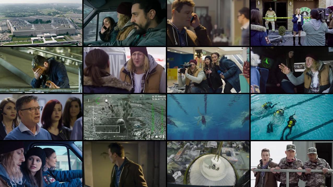 Roboshark 2016 DVDRip 400MB Screenshot