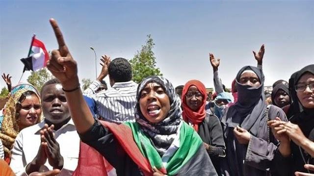 Sudan military attacks protesters as civil disobedience begins