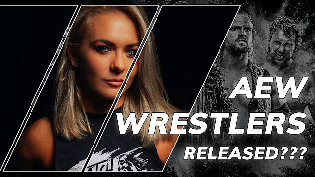 AEW Wrestlers Released From AEW