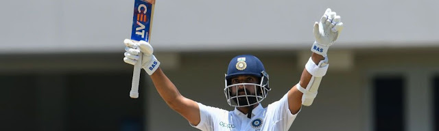 India beat West Indies by 318 runs, biggest victory by margin of runs abroad