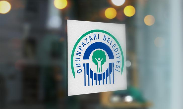 Eskişehir Odunpazarı Belediyesi Vektörel Logosu