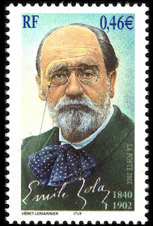 France 2002 - Death of Emile Zola, 1840-1902
