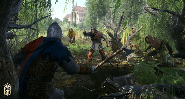Screenshot from Kingdom Come: Deliverance