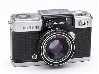 Olympus Pen D3 (1963), Olympus Pen Half-Frame Cameras