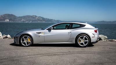 Image Gallery 2016 Ferrari FF Coupe 111