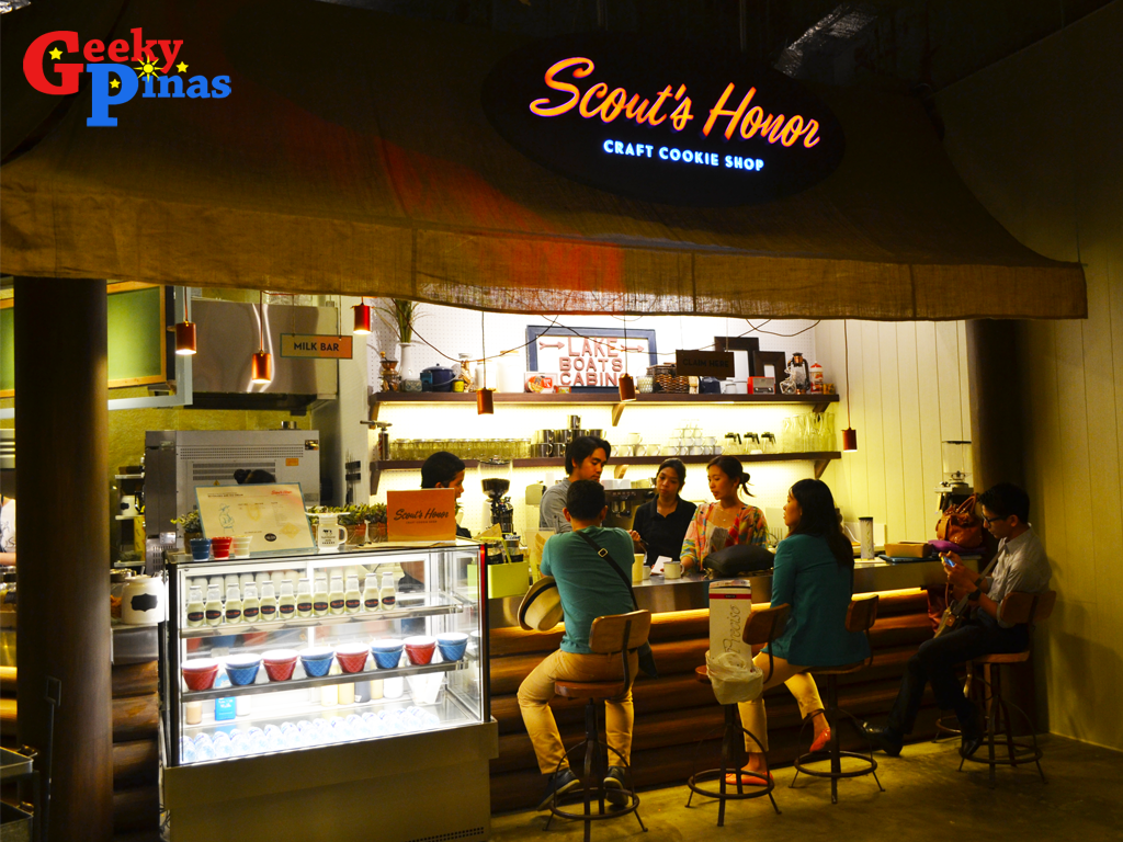 Hole In The Wall: Not Your Typical Food Court