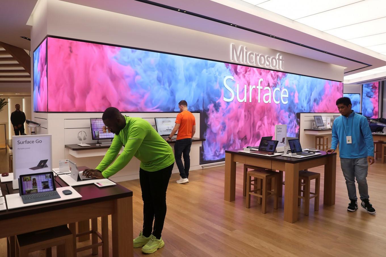 Microsoft chiude definitivamente tutti i suoi Store fisici