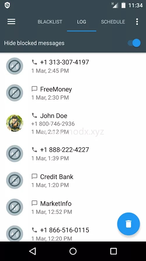 Calls Blacklist PRO - Call Blocker
