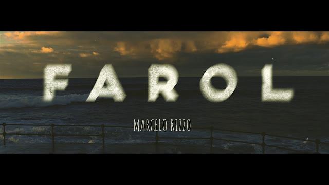 """Screenshot do clipe com a palavra """"Farol"""""""