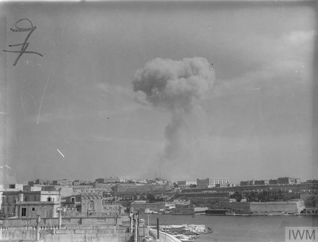 Valletta, Malta, 15 March 1942 worldwartwo.filminspector.com