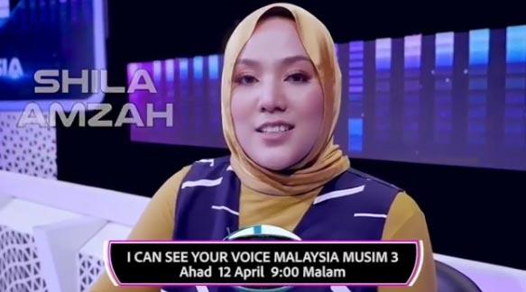Tetamu Undangan Minggu 9 I Can See Your Voice Malaysia 3