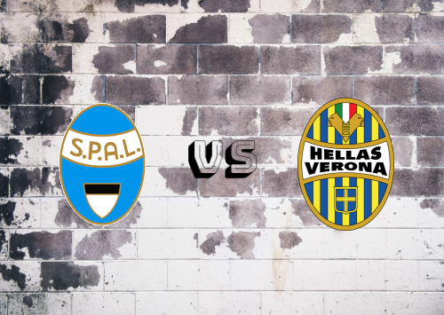 SPAL vs Hellas Verona  Resumen
