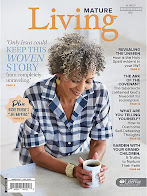 My devotion AN UNSEEN WIND is featured in the March issue of LifeWay's Mature Living magazine.