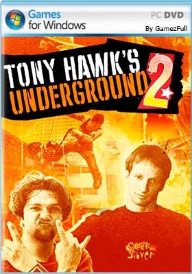 Descargar Tony Hawks Underground 2 PC Full Español Mega y google drive