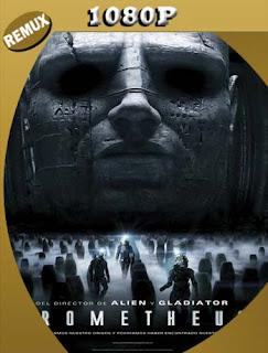 Prometeo (2012)HD [1080p REMUX] Latino [GoogleDrive] SilvestreHD