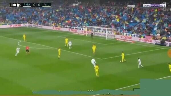 Live : villarreal-cf vs real-madrid match en direct du Dimanche 1 septembre 2019