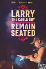 Imagem Larry the Cable Guy: Remain Seated - Legendado