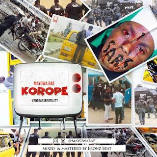 [Music] Mayowa Bae – Korope (Sars)