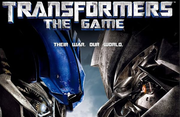 Transformers The Game PC Full Version
