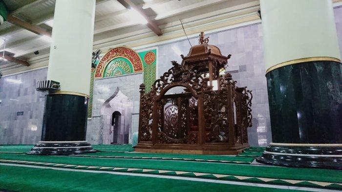 Kisah Masjid Kauman Semarang, Ditopang 36 Pilar Kokoh Hingga Siarkan Proklamasi RI Nurul Sufitri Travel Blog