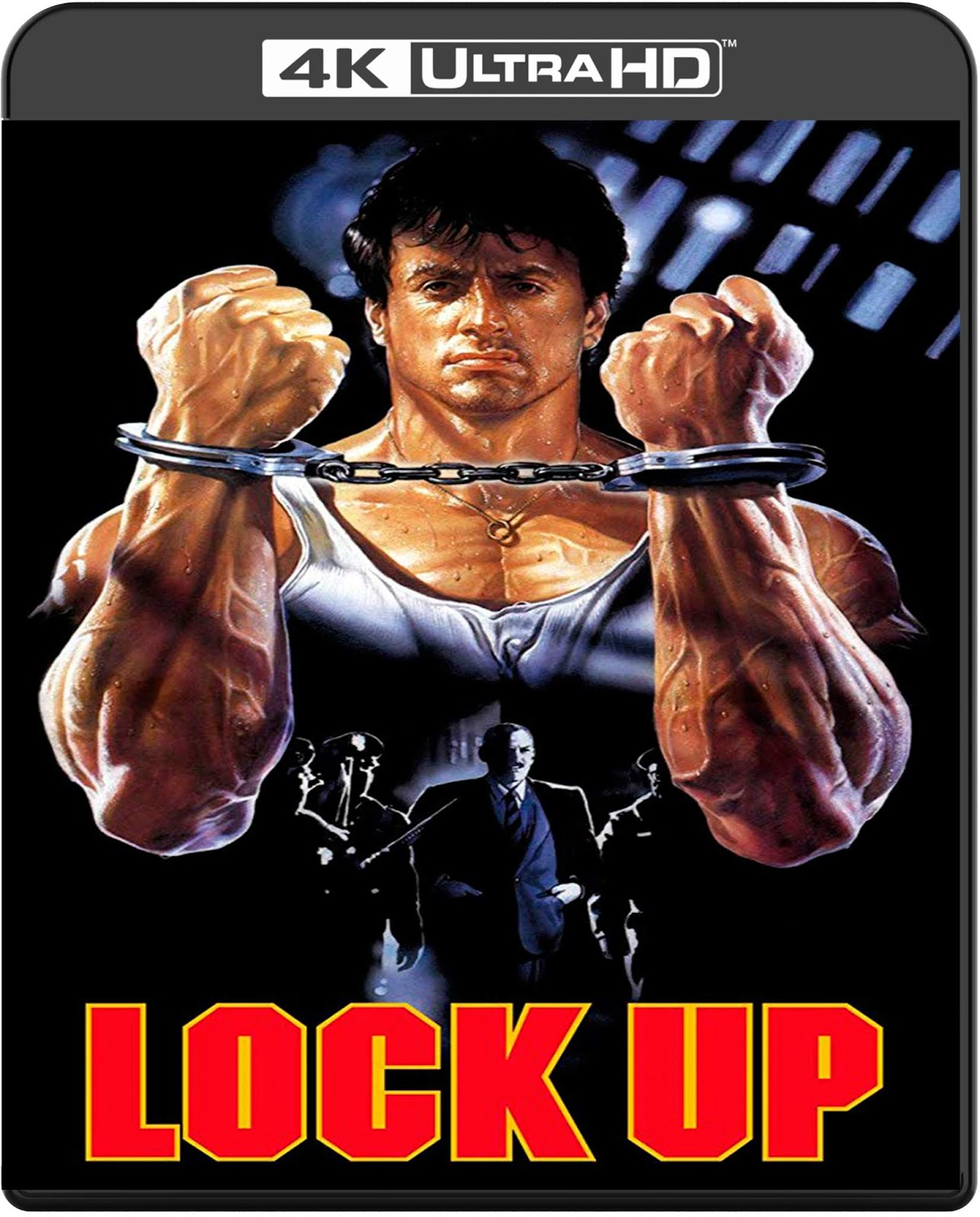 Lock Up [1989] [UHD] [2160p] [Latino]