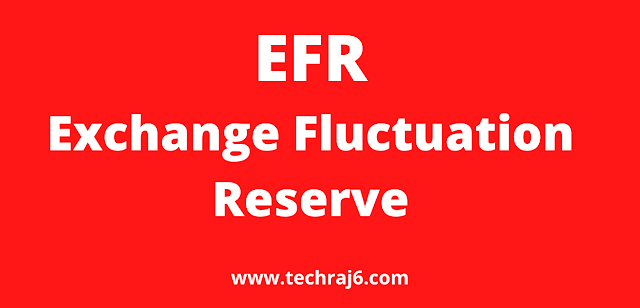 EFR full form, What is the full form of ERF