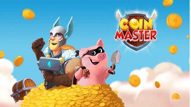 Cara Hack Koin Master