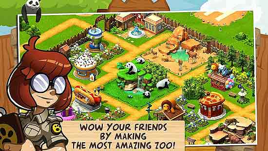 Wonder Zoo Mod Apk Game For Android