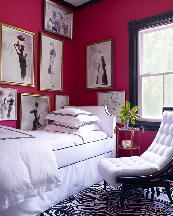 Black White Bedding Collections