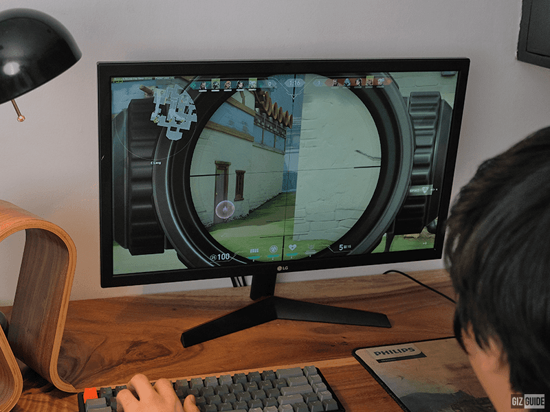 LG UltraGear 24GL600F-B Review - Great quality 1080p 144Hz gaming monitor