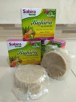 Jual Sabun Bidara SABIRA Plus Aloevera di Surabaya