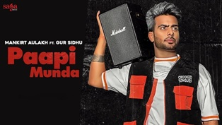 Paapi Munda Lyrics - Mankirt Aulakh Ft. Gur Sidhu