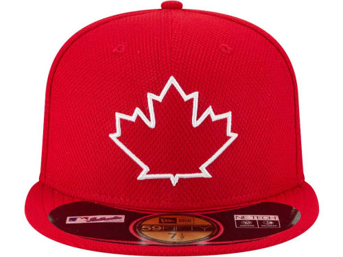 203aa99c9d6 This week New Era revealed their 2014 MLB Diamond Era collection fitteds.  To my surprise they updated the Blue Jays model by making it all red with a  white ...
