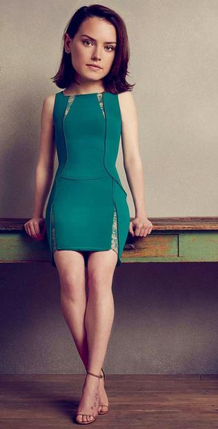 En imágenes: mundo cabezón - Daisy Ridley | Ximinia