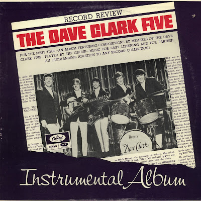 The Dave Clark Five - Instrumental Album  (1966)