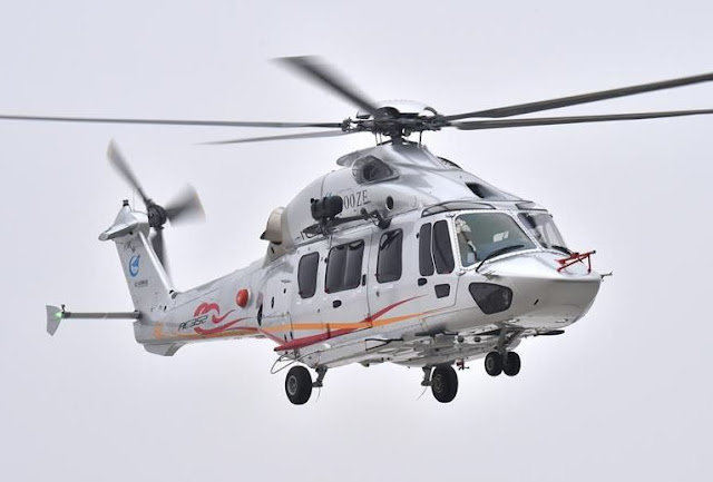 Avicopter AC352 Helicopter