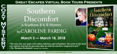 Upcoming Blog Tour 3/13/18