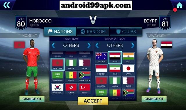 لعبة كأس العالم 2020 World Cup 2020 v1.9.0 مهكرة بحجم 52 MB للأندرويد