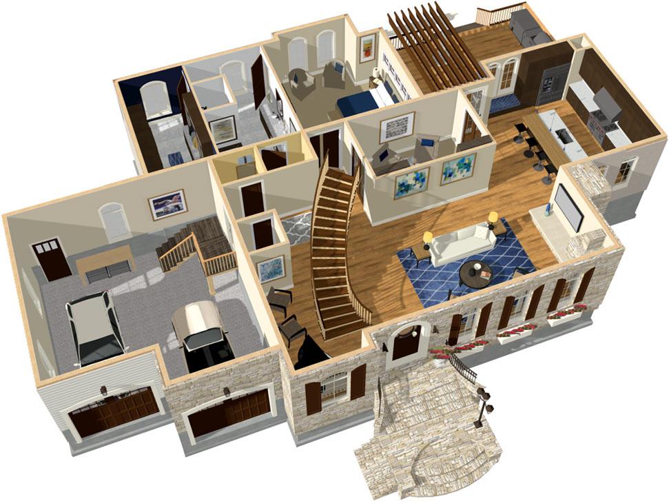 Xpand Software Chief Architect Home Designer 2017 Pro