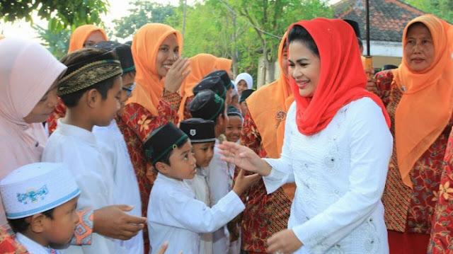 gresik24jam - Perkuat Agenda Jokowi, Puti Soekarno Dukung Percepatan JIIPE di Gresik
