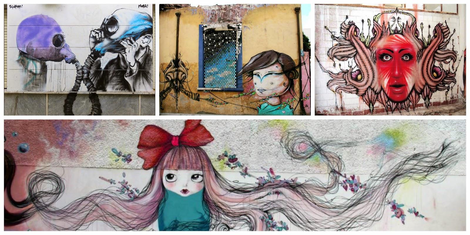 Mora Street Artist Athens
