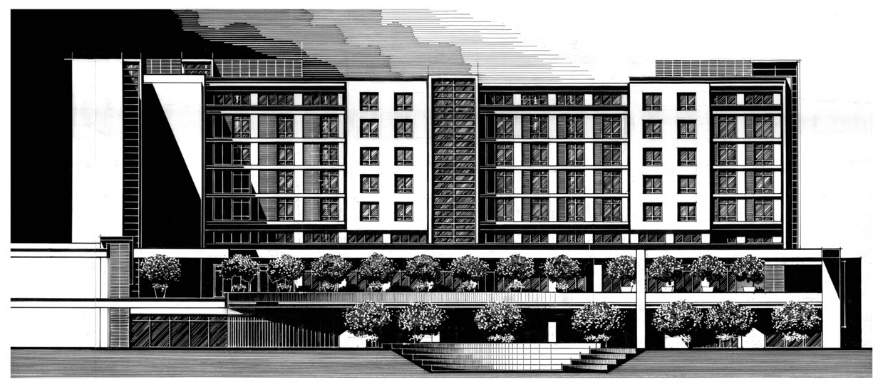 05-Paul-Hill-Pen-and-Ink-Architectural-Drawings-and-Sketches-www-designstack-co
